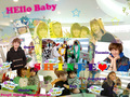 Hello Baby Wallpaper - hello-baby-shinee wallpaper