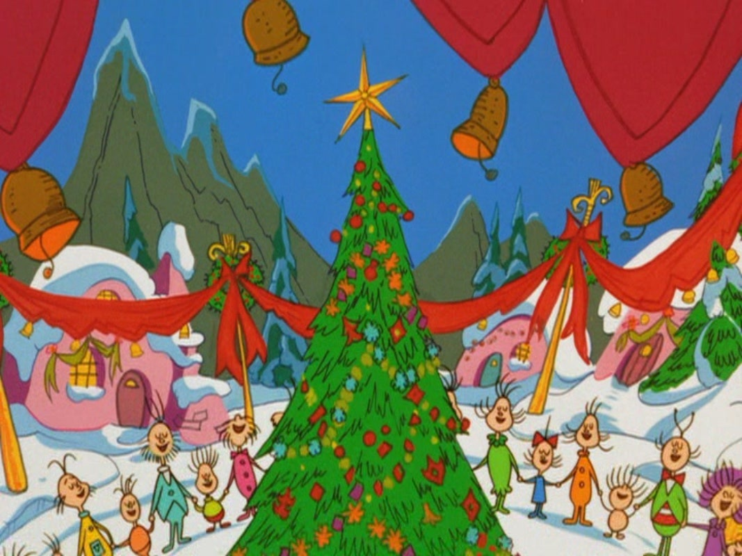 christmas movies images how the grinch stole christmas hd wallpaper and background photos - How Grinch Stole Christmas