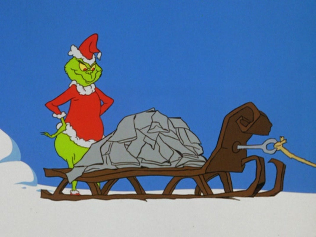 how the grinch stole christmas How the grinch stole christmas (full title: dr seuss' how the grinch stole christmas also promoted theatrically as the grinch) is a 2000 american christmas comedy film directed by ron howard and written by jeffrey price and peter s seaman based on the 1957 story of the same name by dr seuss.
