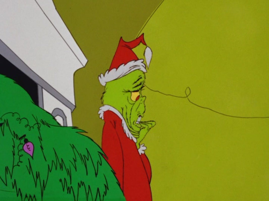 archetypal analysis of how the grinch stole christmas Dr seuss' how the grinch stole christmas the musical is the record-setting broadway holiday sensation which features the hit songs you're a mean one mr grinch and welcome christmas from the original animated special.