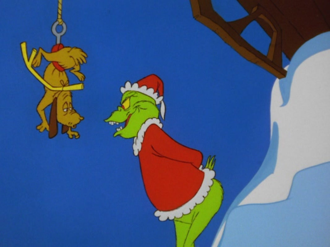 How the Grinch Stole Christmas! - Christmas Movies Image (17366269 ...