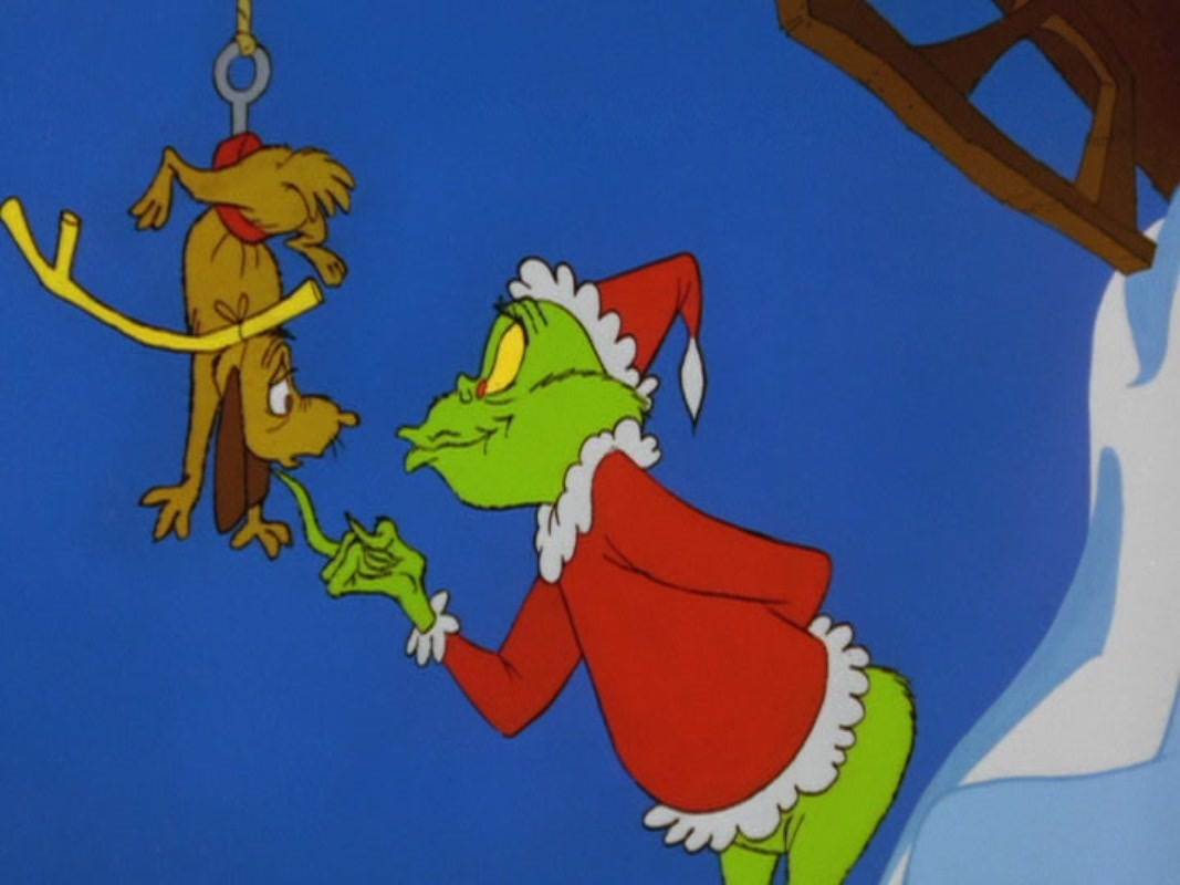 How The Grinch Stole Christmas 1966 Max.How The Grinch Estola Christmas Pasko Pelikula Image