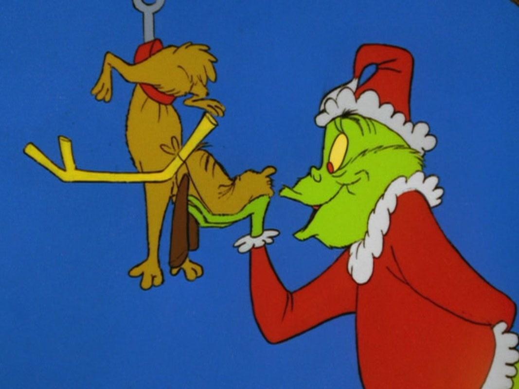 how the grinch stole christmas cartoon ending