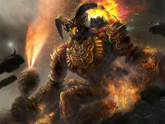 Final fantasy summons ifrit - photo#15