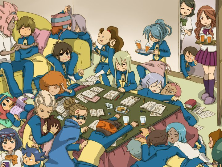 wallpapers of inazuma eleven. Inazuma Eleven Wallpaper