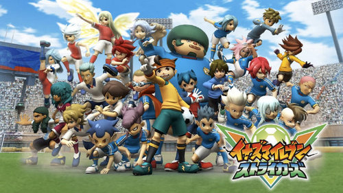 Inazuma Eleven wallpaper entitled Inazuma Eleven Wallpaper