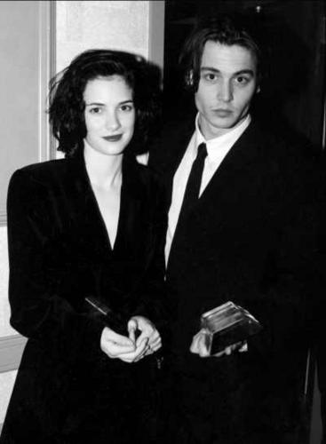 Johnny and Winona