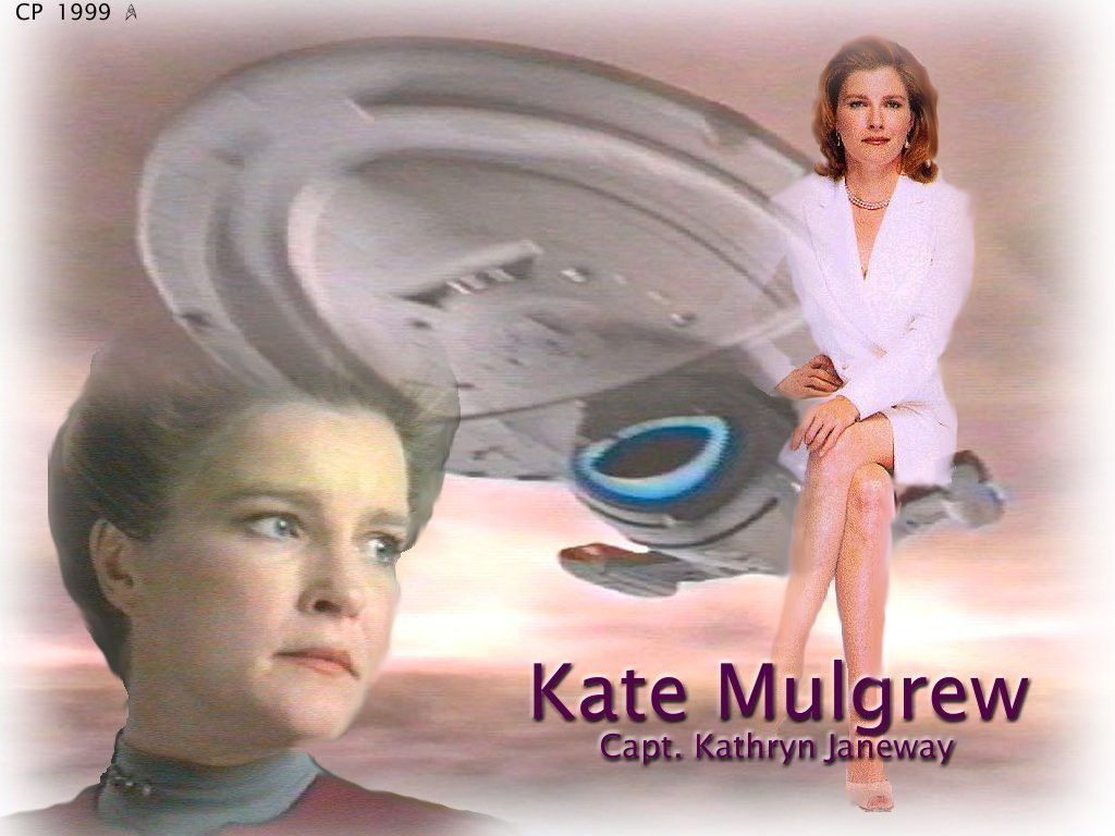 Kate Mulgrew - Photo Gallery