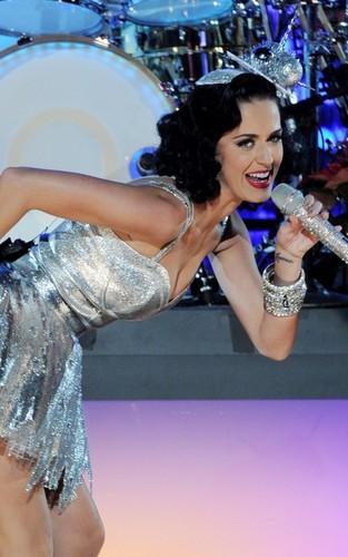 Katy Perry's Grammy Nominations concierto Rehearsal
