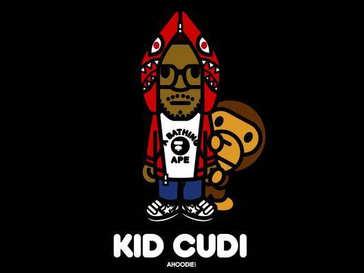 Bathing Apes Images Kid Cudi Wit Bathing Ape Baby Milo Wallpaper And