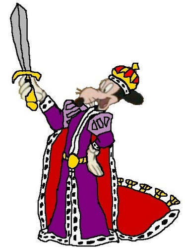 King Mortimer Mouse