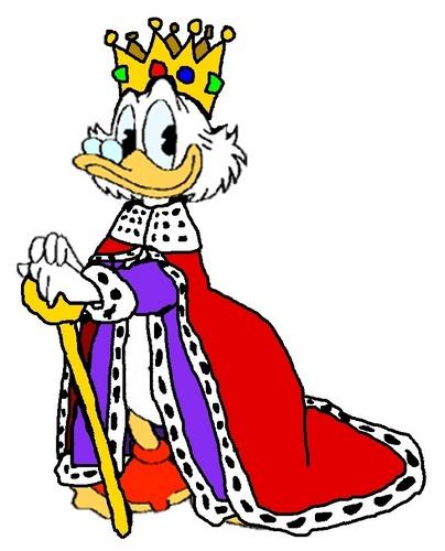 King Scrooge