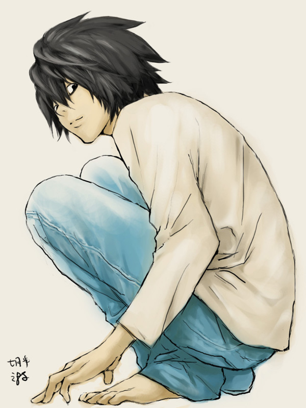Role Playing Characters L-Lawliet-l-17385893-600-800