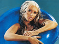Lovely Christina Wallpaper - christina-aguilera wallpaper
