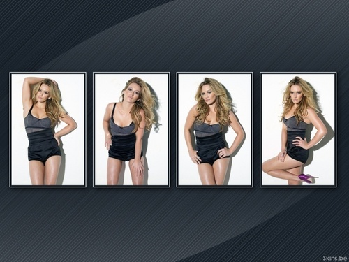 Lovely Hilary Duff - hilary-duff Wallpaper