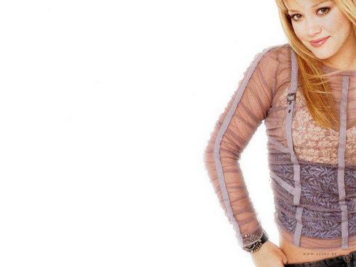 Lovely Hilary fondo de pantalla