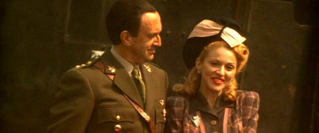 "Madonna As Eva Perón In The Film ""Evita"""