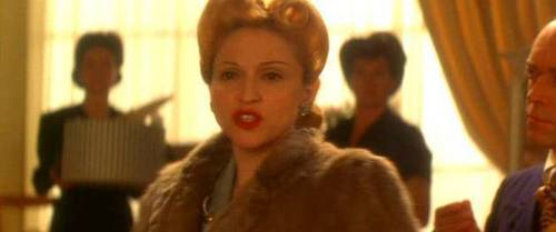 "The 90s wallpaper containing a fur coat called Madonna As Eva Perón In The Film ""Evita"""