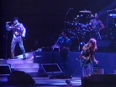 """マドンナ Live From Detroit, Michigan - """"The Virgin Tour"""""""