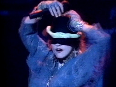"madonna Live From Detroit, Michigan - ""The Virgin Tour"""