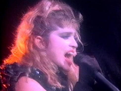 """ম্যাডোনা Live From Detroit, Michigan - """"The Virgin Tour"""""""