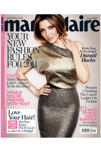 Marie Claire Magazine [Jan 2011]