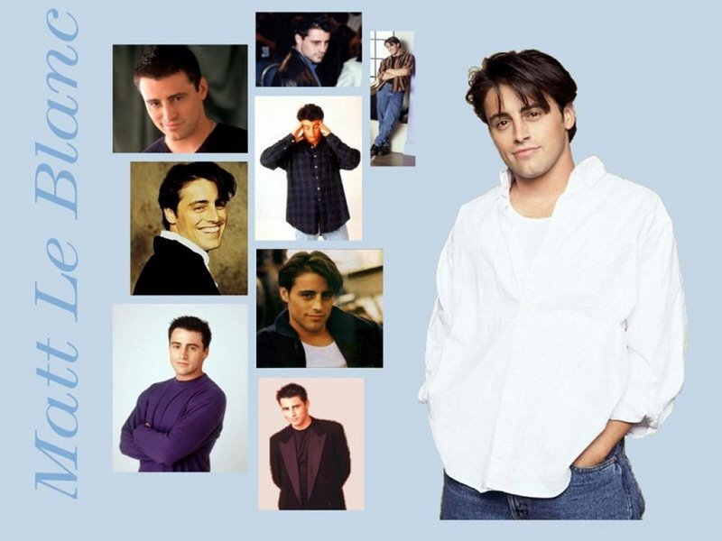 joey tribbiani wallpapers. Matt LeBlanc Wallpaper - Matt le Blanc Wallpaper (17389791) - Fanpop