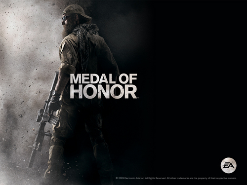 Medal of honor dinding 2010