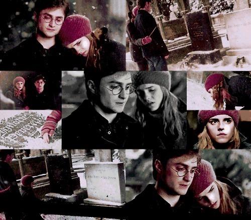 Merry Рождество Hermione-Merry Рождество Harry...