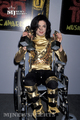 Michael at The Soul Train Awards, March 9th 1993 - michael-jackson photo