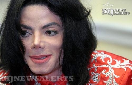 Michael visits Capitol hügel