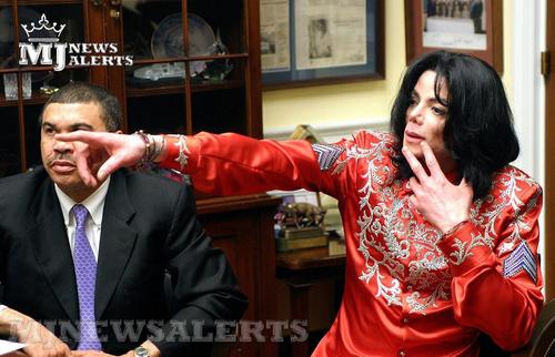 Michael visits Capitol heuvel
