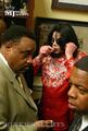 Michael visits Capitol Hill  - michael-jackson photo