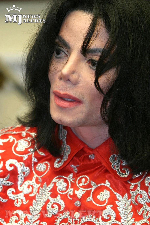 Michael visits Capitol bukit