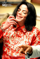 Michael visits Capitol Hill  - michael-jackson photo