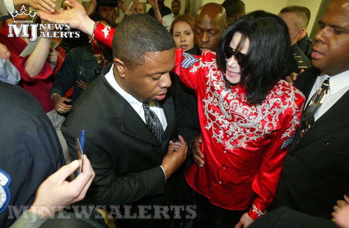 Michael visits Capitol colina