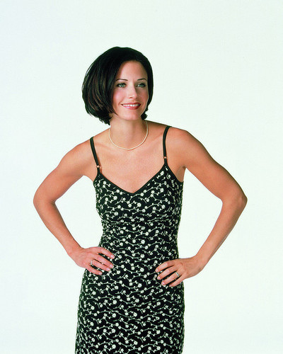 Monica Geller (Courteney Cox)