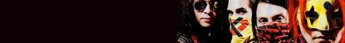 My Chemical Romance 'Danger Days' Era Banner