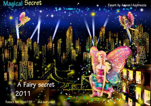 My fanart A Fairy secret!!