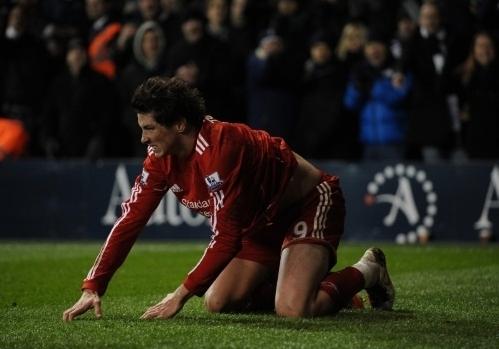 Nando - Tottenham(2) vs Liverpool(1)