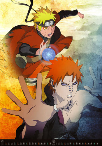 Naruto Shippuuden fond d'écran possibly containing animé entitled Naruto Pain