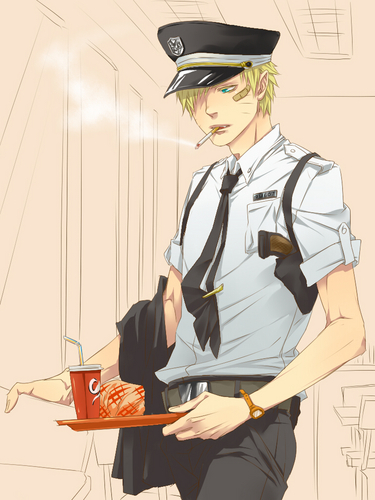 Naruto police