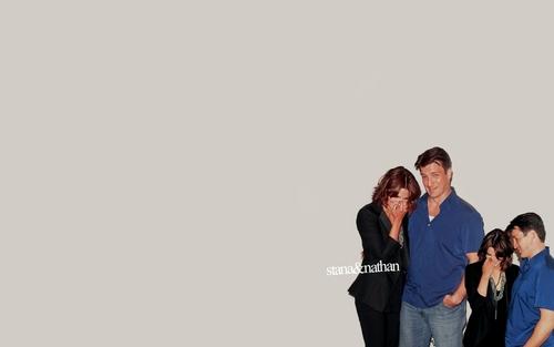 Nathan & Stana <3