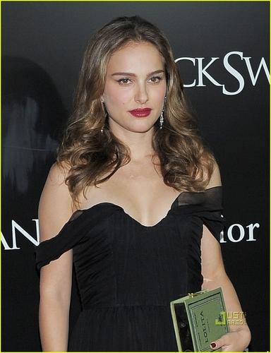 New York Premiere of 'Black Swan'