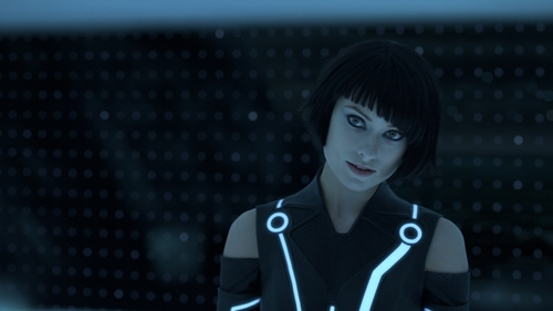 Olivia Wilde As Quorra in 'Tron: Legacy' ~ Production Still (HQ)