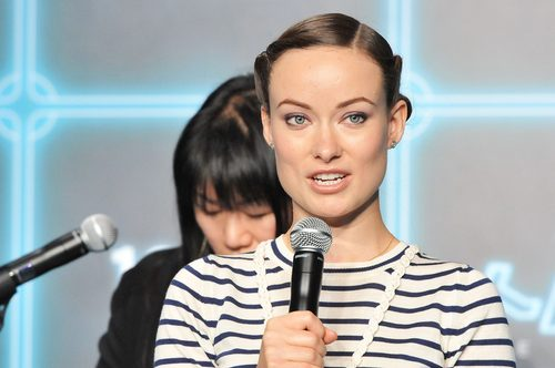 Olivia Wilde @ the 'Tron: Legacy' Press Conference in Tokyo, Japon (HQ)