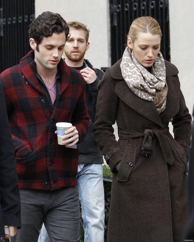 On Set - November 30th, 2010