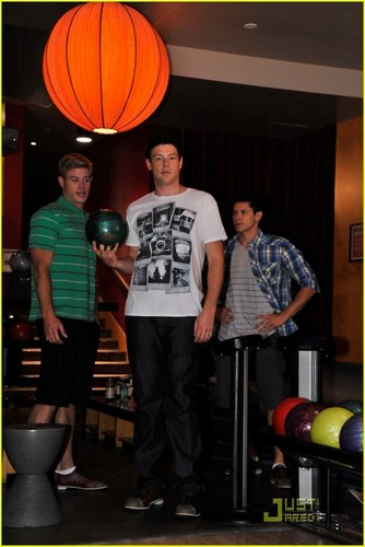 Op shoot at Lucky Strike Lanes in Hollywood