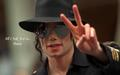 PEACE!!! - michael-jackson photo