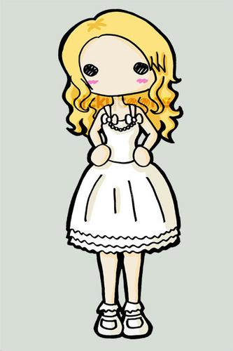 প্যারামোর Cute Drawings :)